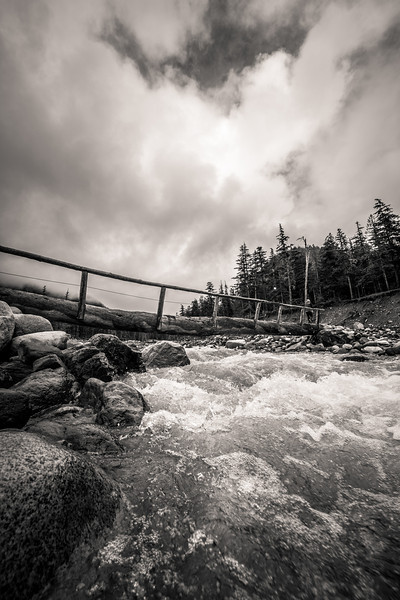 Mt. Rainier - Kautz Creek